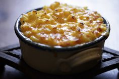 NYT Cooking: Crusty Macaroni and Cheese