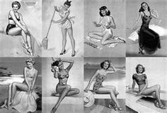 Pin Up Girls Pin Up Collection