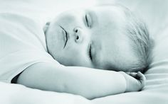 Sleeping baby...so cute!