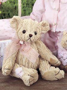 This bear belongs to Corrine  Anderson.