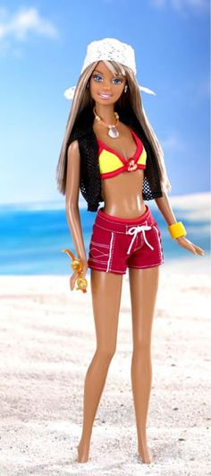 barbie at the beach - Google Search