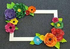 Resultado de imagen para flores de papel