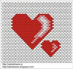 free seed bead patterns and instructions Peyote Stitch Patterns, Seed Bead Patterns, Beaded Jewelry Patterns, Beading Patterns, Seed Bead Bracelets Diy, Beaded Bracelets Tutorial, Seed Bead Projects, Beaded Banners, Peyote Beading