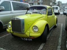 Vw rolls royce beetle front autos pinterest rolls royce beetle