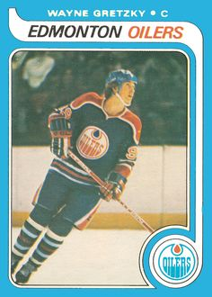 1979 Topps Wayne Gretzky Hockey Card for sale online Hockey Cards, Baseball Cards, Canada Hockey, Hockey Hall Of Fame, Hockey Rules, Hockey World, Sports Day, Sports Teams, Wayne Gretzky