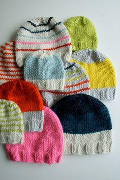 Super Soft Merino Hats for Everyone! | Purl Soho