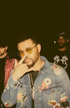 The Weeknd has Swag!
