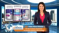 The New Probiotics Supplement by Supreme Potential is Now Available  http://www.prreach.com/?p=21288