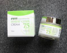 Memebox Global Edition Yufit Eon Wheat-Germ 75 Cream (Full size, 75ml, value $48) A moisturizing cream made with organic wheat germ and other natural extracts.