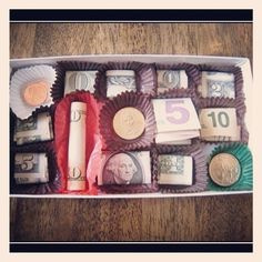 such a creative & awesome gift idea! #mustlist