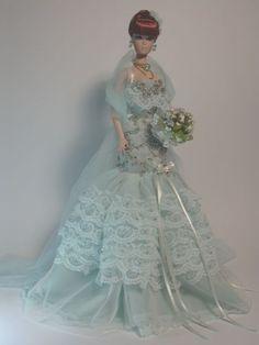 Barbie Florentine Artist Creations Italian O.O.A.K. Fashion Dolls by Alessandro Gatti e Giuseppe De Bellis
