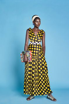 African Prints in Fashion - My Fave Looks from the Duro Olowu Spring...