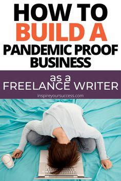 Interivew with Kayla Hollatz on how to building a freelance writing business that sustains economic shifts. #freelancewriting