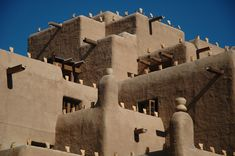 south west architecture | architecture southwest buildings pueblo | everydayinterior
