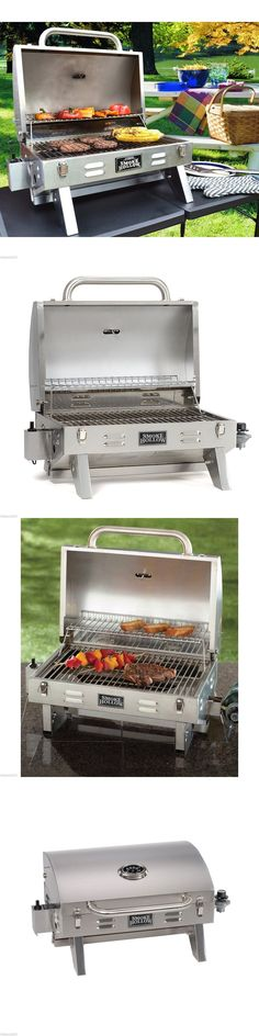 Camping BBQs and Grills 181388: Hibachi Gas Grill Mini Best Portable Table Top Grills For Tailgating Camping Rv -> BUY IT NOW ONLY: $124.49 on eBay!