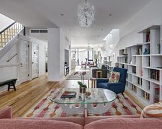 House for Booklovers and Cats | Barker Freeman
