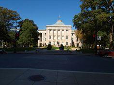 NC Capitol - Raleigh NC via NC Style Homes