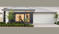 View and compare Perth WA Display Homes on the one easy to use site. From brilliant Luxury Homes through to a great range for First Home Buyers, we have them all. Dark Color Palette, First Home Buyer, Home Exterior Makeover, Perth Western Australia, Timber Cladding, Display Homes, Facade House, Exterior Colors, Luxury Homes