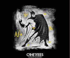 """NaNaNa"" by carlos_e_gil T-shirts, Tank Tops, V-necks, Sweatshirts and Hoodies are on sale until February 20th at www.OtherTees.com #dc #dccomics #detectivecomics #othertees #batman #brucewayne #tshirts"