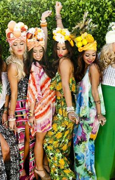 Fiesta ready outfits for Cinco. So cute!