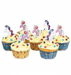 My Little Pony Cake Set - truffleshuffle.co.uk