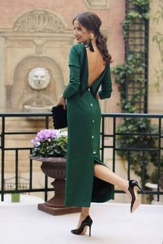 Prom dresses long with sleeves - Mermaid prom dress long sleeve party dress backless dress green fashion dress – Prom dresses long with sleeves Prom Dresses Long With Sleeves, Mermaid Prom Dresses, Long Dresses, Elegant Dresses, Casual Dresses, Fashion Dresses, Sexy Maxi Dress, Dress Up, Dress Long