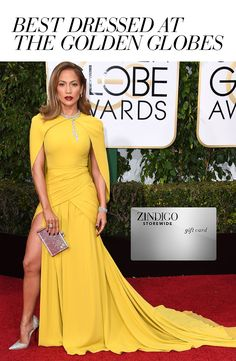 For the fashion lovers out there the Golden Globes represents a beautiful bastion of age defying celebrities showing up and showing off in unbelievable dresses that hug curves, plunge necklines, or make creative use of fabrics. Come check out our picks for Best Dressed on the Golden Globes 2016 red carpet. #zindigo #zindigodaily #fashion #goldenglobes #celebrity #dress