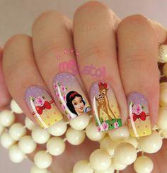 Coleção princesas Megusta Unhas! Confira! http://www.megustaunhas.com.br/lancamentos/colecao-princesas1/