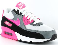big sale 4aa6f e1a29 Nike Air Max 90 Femmes Rose Pas Cher France Air Jordan, Jordan Shoes, Mon