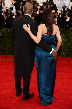 Pin for Later: Behold: The Biggest Booty Moments of 2014 Kanye's Not-So-Secret Butt Grab at the Met Gala There was actually plenty of butt grabbing at the Met Gala, but this one was just so unapologetic, we had to include.