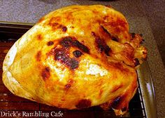 Moist and Tender Roasted Turkey Breast