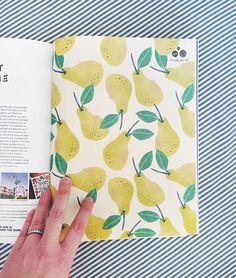 Penelope Dullaghan - fruit patterns for FLOW