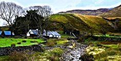 ireland on the road to connemara - by Bertrand Mignon - 500px