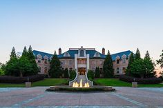 Tyler Perry's Atlanta Home Just Broke Real-Estate Records Photos | Architectural Digest http://snip.ly/ifbrn