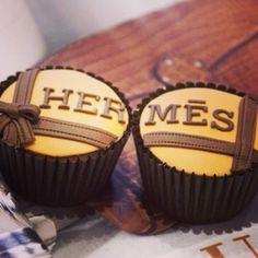 Hermès Cupcake