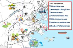 Things To Do - Yokohama Visitors' Guide
