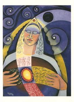 Images of Spirit, Empowering Women, Honoring the Sacred Feminine Song of Creation