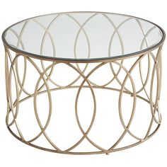 Amazing Chair Art Design With Elana Bronze Iron Round Coffee Table Pier 1 Imports Coffee Table Pier 1, Round Glass Coffee Table, Brass Coffee Table, Rustic Coffee Tables, Glass Tables, Nesting End Tables, Living Room Furniture, Office Furniture, Modern Furniture