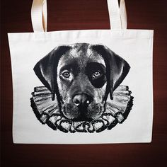 Ecobag Circus Dog -