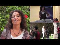 Energetische Wirbelsäulenaufrichtung mit Sandra Merkle-Gebhard - YouTube