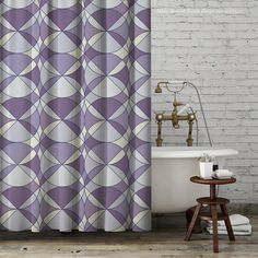 Lavender geometric textile design by Nikky Starrett.  @PatternObserver #TextileDesignLab  (scheduled via http://www.tailwindapp.com?utm_source=pinterest&utm_medium=twpin&utm_content=post55012564&utm_campaign=scheduler_attribution)