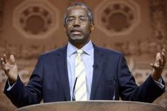 """Ben Carson's """"fresh"""" foreign policy: Just """"sort of slip"""" Palestinians down to Egypt"""