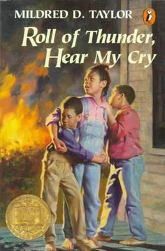 1977 Newbery medal winner - The story of one African American family fighting to stay together and strong in the faceof brutal racist attacks, illness, poverty, and betrayal in the Deep South of the 1930s.