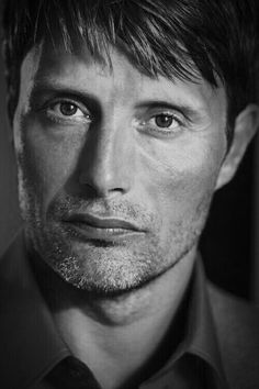 Young Mads Mikkelsen