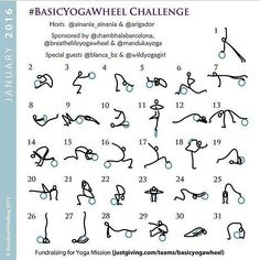 I have a yoga wheel coming to me for a challenge that starts soon so this will be awesome to teach me how to use it!  #BasicYogaWheel challenge! I can't wait!!! Hosts: ⭐️ @ainania_ainania ⭐️ @arigador Sponsors: ⭐️ @shambhalabarcelona ⭐️ @breathelifeyogawheel ⭐️ @mandukayoga Special Guest Hosts: ⭐️ @blanca_bz ⭐️ @wildyogagirl  Visit: ⭐️http://www.justgiving.com/teams/BasicYogaWheel⭐️ to help raise money for a charity aiming to educate needy children in India#instarepost20