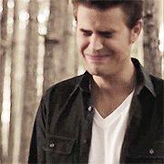 Hehehehehehe that laugh face Vampire Diaries Stefan, Serie The Vampire Diaries, Serie Vampire, Paul Wesley Vampire Diaries, Vampire Diaries Memes, Vampire Daries, Vampire Diaries Wallpaper, Vampire Diaries The Originals, Stefan E Elena
