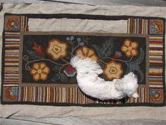 Searsport Rug Hooking -- 30 x 57