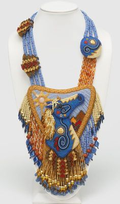 Blue Feather - Bead Magazine Community - Forums, Blogs, and Photo Galleries