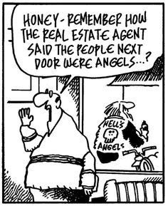 Real Estate Humor If you have any questions at all about buying or selling a home, I'm glad to help as a friend, not as someone that's trying to win your business :-) -Anne Nymark (813) 293-9236