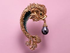 Andreas Von Zadora's Jewellery collection is custom fine craftsmanship for bespoke clients.